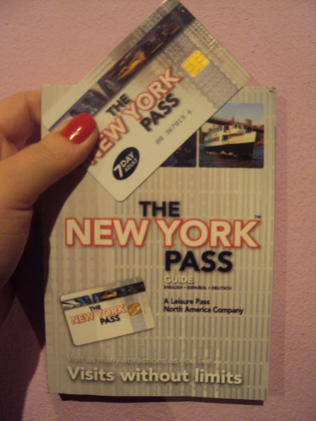 New York CityPass ou New York Pass?