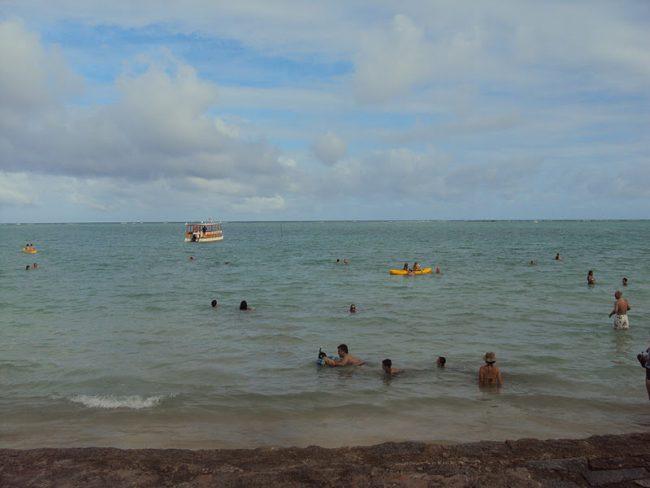 Os dias no Miramar e uma breve visita ao Centro de Maragogi