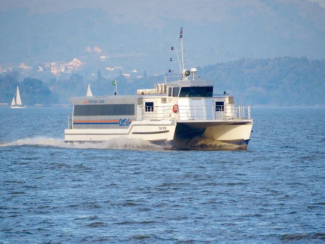 Passeio de Catamarã em Porto Alegre