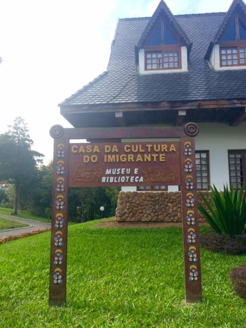 Casa da Cultura do Imigrante - Dom Feliciano