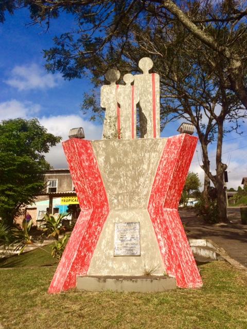 Monumento do Imigrante - Dom Feliciano