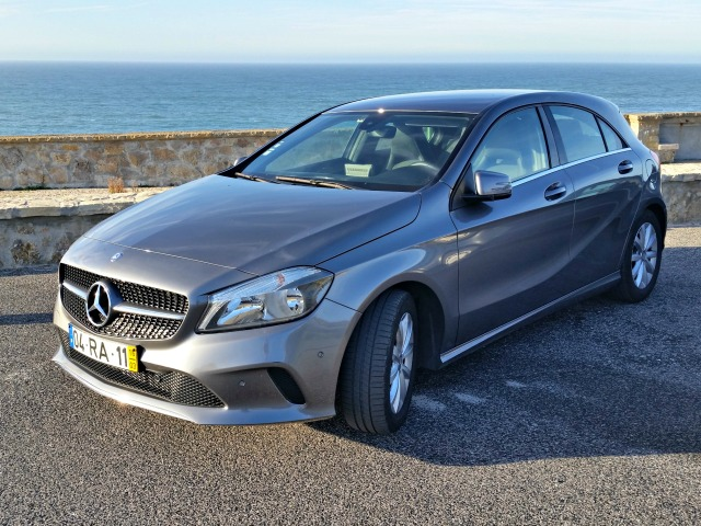 Sixt - Mercedes Classe A - Portugal