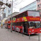 Conheça Frankfurt com o ônibus hop-on/hop-off