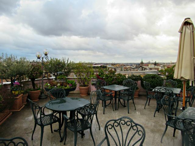Hotel em Roma: Todo o charme do Marcella Royal Hotel