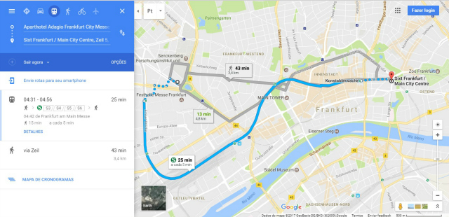 mapa-sixt-frankfurt-alemanha