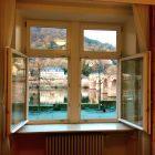 Hospedagem em Heidelberg: A vista imbatível do Hotel Holländer Hof