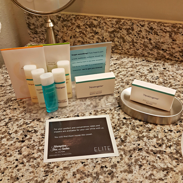 Hotel Hampton inn suites Miami brickell downtown Amenities - Hampton Inn & Suites by Hilton em Miami Brickell / Downtown