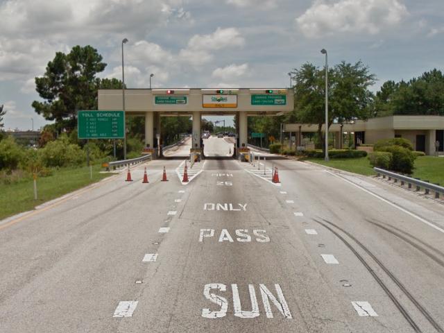 Praça Pedágio Região de Orlando - Como economizar com pedágios na Flórida? Utilize o SunPass Mini