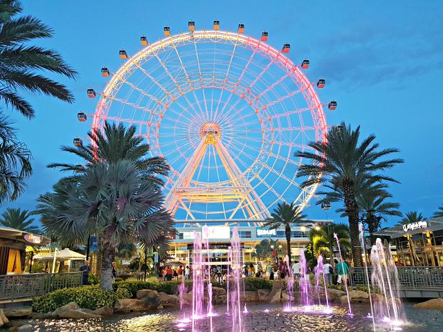 Orlando Eye Roda Gigante Fonte - Orlando Eye: Conheça a roda gigante de Orlando
