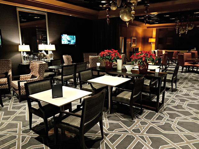 Le Centre Sheraton Montreal Hotel Lounge Club 1 - Hotel em Montreal: Le Centre Sheraton Montreal Hotel
