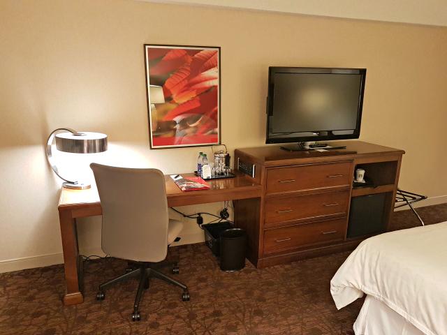 Le Centre Sheraton Montreal Hotel Televisão - Hotel em Montreal: Le Centre Sheraton Montreal Hotel