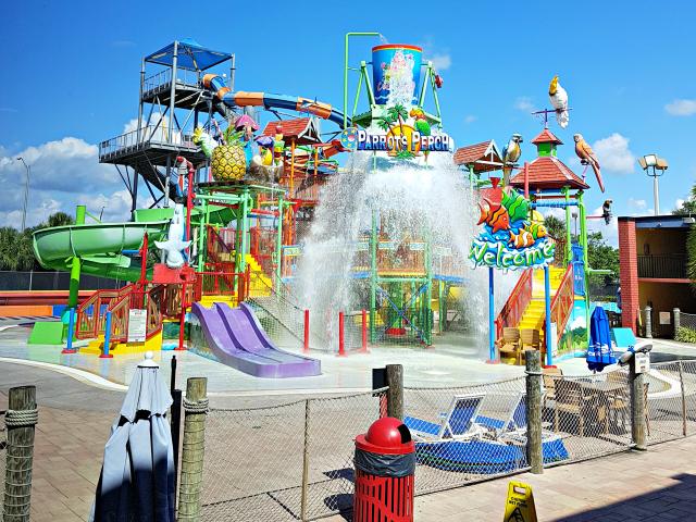 CocoKey Hotel Orlando Parque Aquático - Hospedagem em Orlando: Coco Key Hotel & Water Resort