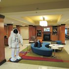 Hotel próximo ao Kennedy Space Center: Fairfield Inn and Suites by Marriott Titusville