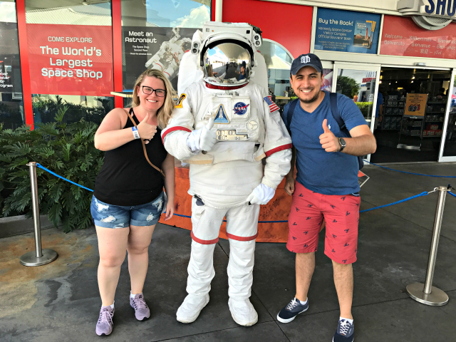KSC Nasa Astronauta - Conhecendo o Kennedy Space Center