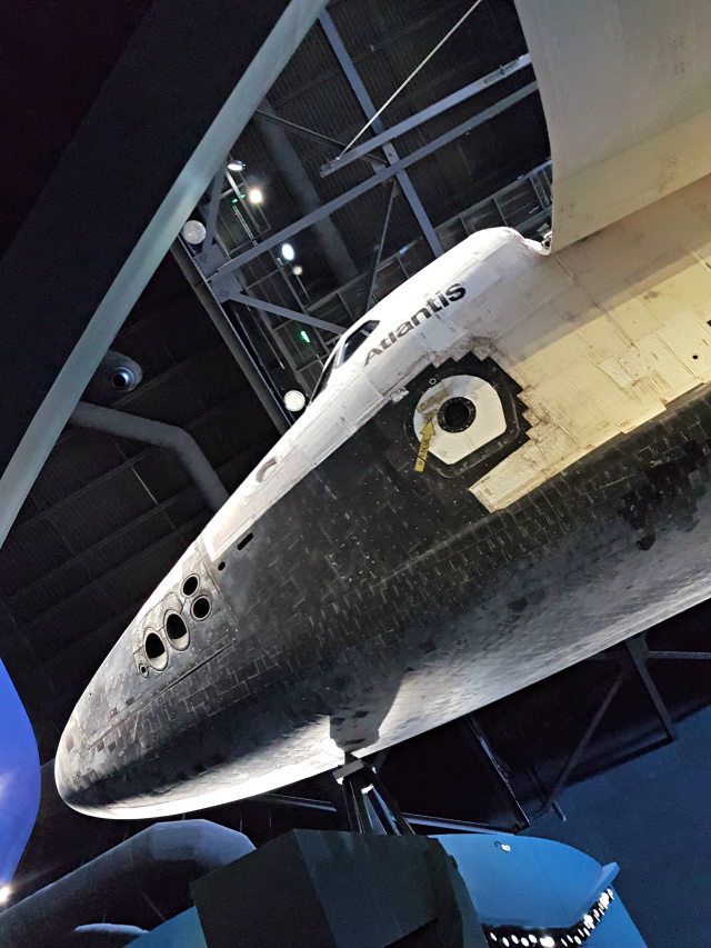 Kennedy Space Center Nasa Atlantis - Conhecendo o Kennedy Space Center