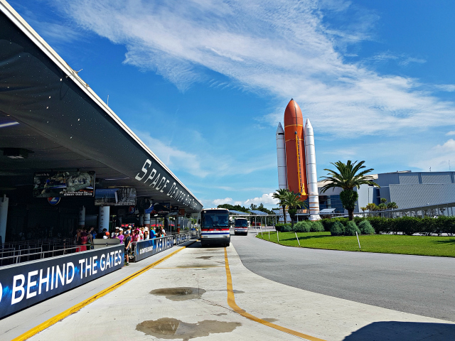 Kennedy Space Center Nasa Bus Tour - Conhecendo o Kennedy Space Center