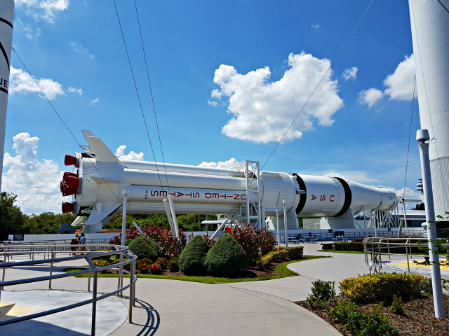 Kennedy Space Center Nasa Foguete - Conhecendo o Kennedy Space Center