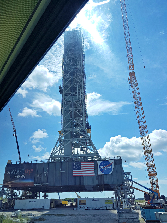 Kennedy Space Center Nasa Plataforma Lançamento - Conhecendo o Kennedy Space Center