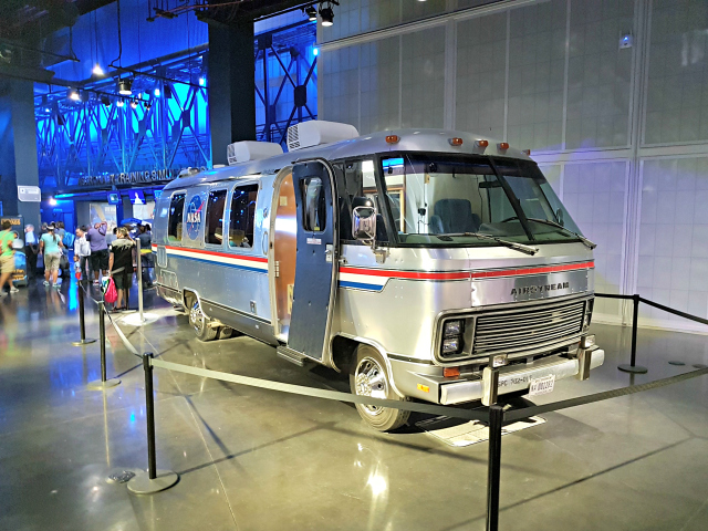 Kennedy Space Center Nasa Van Oficial Lançamento - Conhecendo o Kennedy Space Center