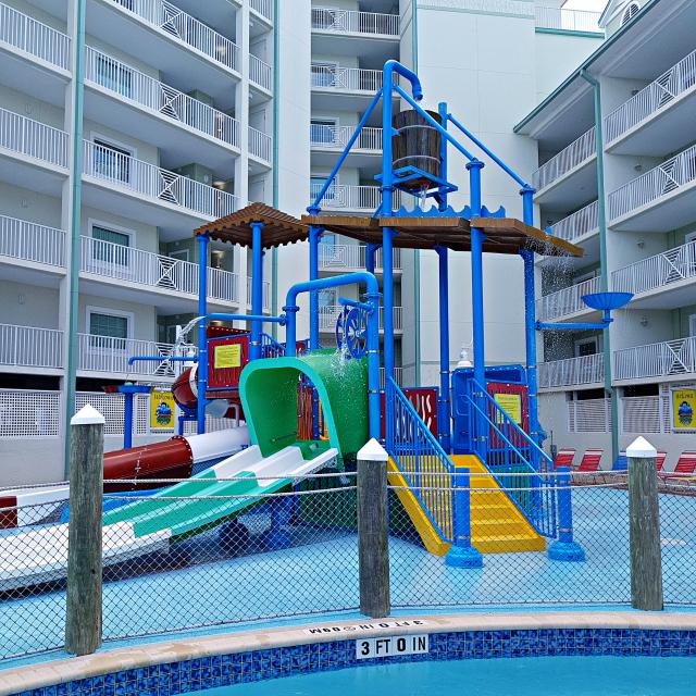 Splash Harbour Indian Rocks Brinquedao Infantil - Diversão no Splash Harbour Water Park na Flórida