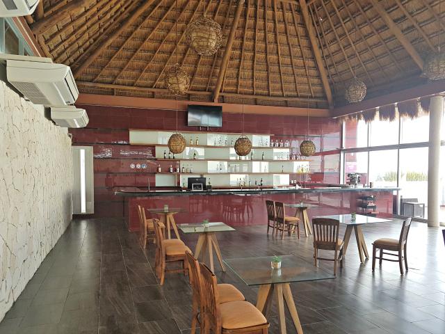 Hotel All Inclusive Senses Artsana Playa Del Carmen Bar - Nossa primeira vez em um All Inclusive - Hotel em Playa del Carmen