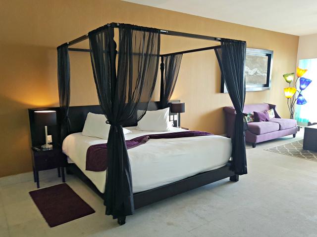 Hotel All Inclusive Senses Artsana Playa Del Carmen Cama King - Nossa primeira vez em um All Inclusive - Hotel em Playa del Carmen