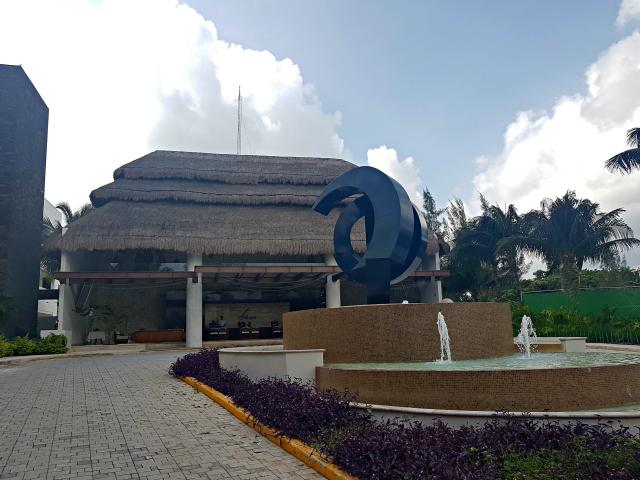 Hotel All Inclusive Senses Artsana Playa Del Carmen Fachada Recepção - Nossa primeira vez em um All Inclusive - Hotel em Playa del Carmen