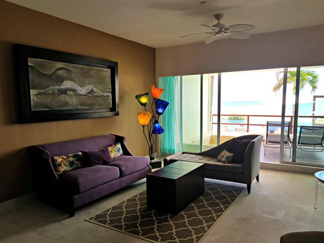 Hotel All Inclusive Senses Artsana Playa Del Carmen Sala Estar - Nossa primeira vez em um All Inclusive - Hotel em Playa del Carmen