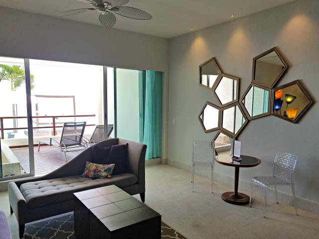 Hotel All Inclusive Senses Artsana Playa Del Carmen Sala - Nossa primeira vez em um All Inclusive - Hotel em Playa del Carmen