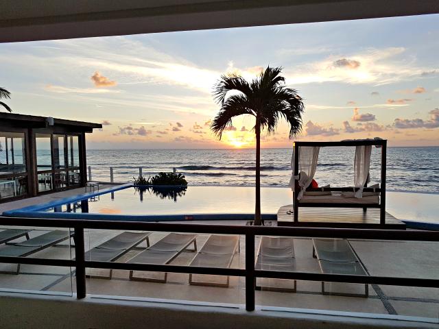 Hotel All Inclusive Senses Artsana Playa Del Carmen Vista Quarto - Nossa primeira vez em um All Inclusive - Hotel em Playa del Carmen