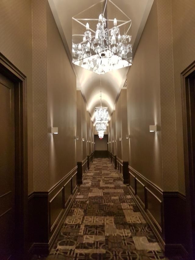 Grand Hotel Toronto Corredor Quarto - Hotel em Toronto: Grand Hotel Toronto