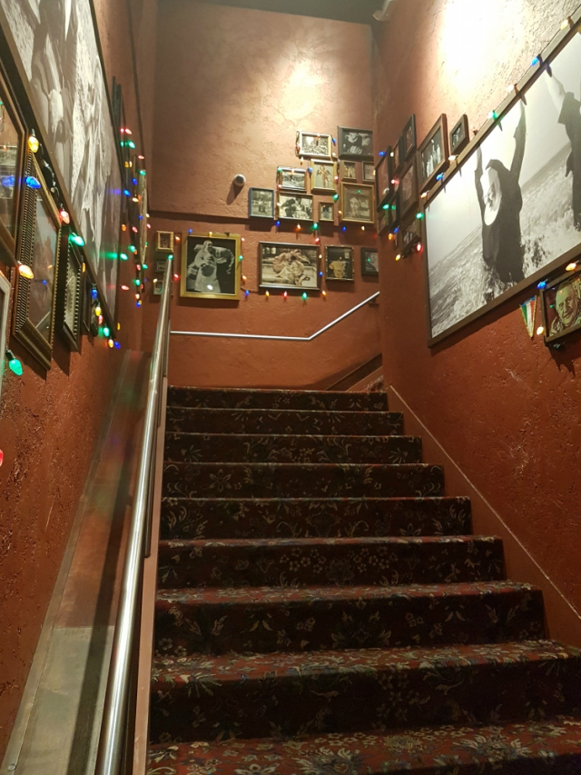 Restaurante Italiano Buca Di Beppo New York Times Square Entrada - Buca di Beppo: Restaurante Italiano em New York