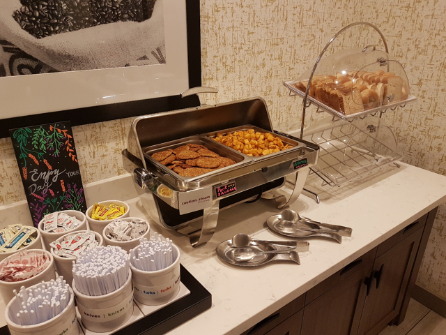 Hotel Hampton Inn Miami Midtown Breakfast batata - Hotel em Miami Midtown: Hampton Inn & Suites Miami Midtown