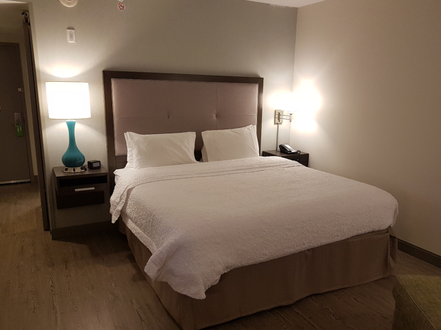 Hotel Hampton Inn Miami Midtown Cama King 1 - Hotel em Miami Midtown: Hampton Inn & Suites Miami Midtown