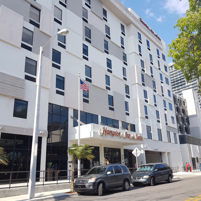Hotel em Miami Midtown: Hampton Inn & Suites Miami Midtown