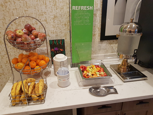Hotel Hampton Inn Miami Midtown Frutas - Hotel em Miami Midtown: Hampton Inn & Suites Miami Midtown