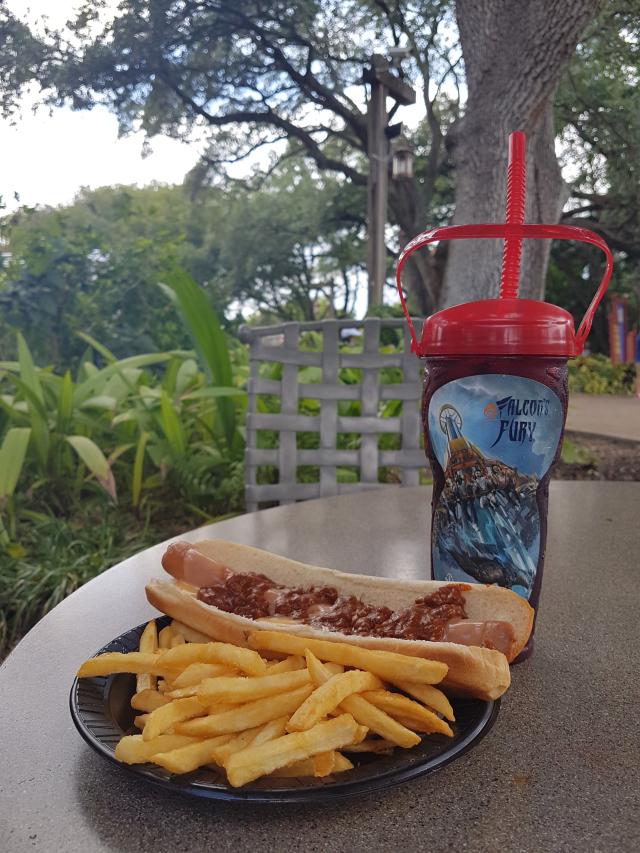 Busch Gardens Tampa Almoço - O Parque mais Radical da Flórida: Busch Gardens