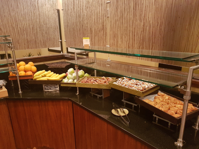 DoubleeTree by HIlton Hotel Orlando at SeaWorld Café Manhã Buffet Doces - Hotel em Orlando: DoubleTree by Hilton Hotel Orlando at SeaWorld