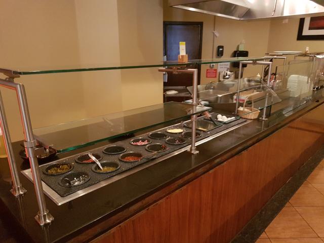 DoubleeTree by HIlton Hotel Orlando at SeaWorld Café Manhã Buffet Omelete - Hotel em Orlando: DoubleTree by Hilton Hotel Orlando at SeaWorld
