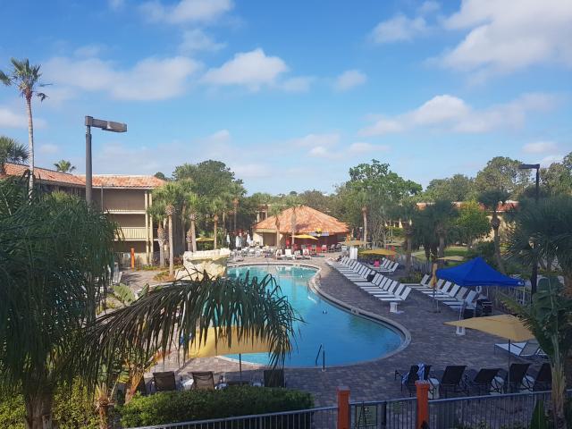 DoubleeTree by HIlton Hotel Orlando at SeaWorld piscina principal - Hotel em Orlando: DoubleTree by Hilton Hotel Orlando at SeaWorld