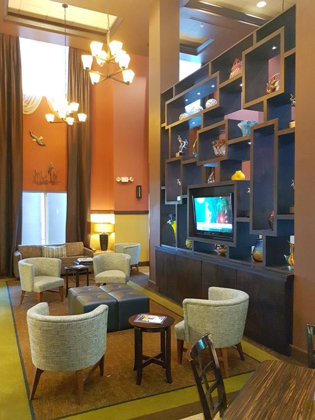 Holiday Inn Express Crystal River Sala Descanso - Hotel em Crystal River na Flórida: Holiday Inn Express Crystal River