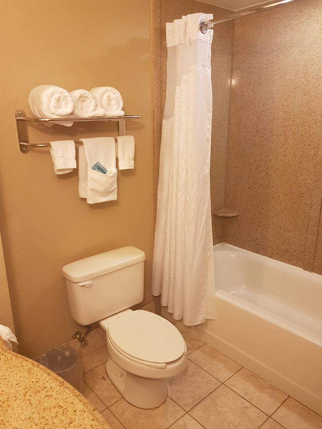 Hotel Holiday Inn Express Crystal River Banheira - Hotel em Crystal River na Flórida: Holiday Inn Express Crystal River