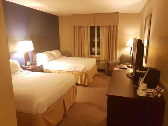 Hotel Holiday Inn Express Crystal River Quarto Double Queen - Hotel em Crystal River na Flórida: Holiday Inn Express Crystal River