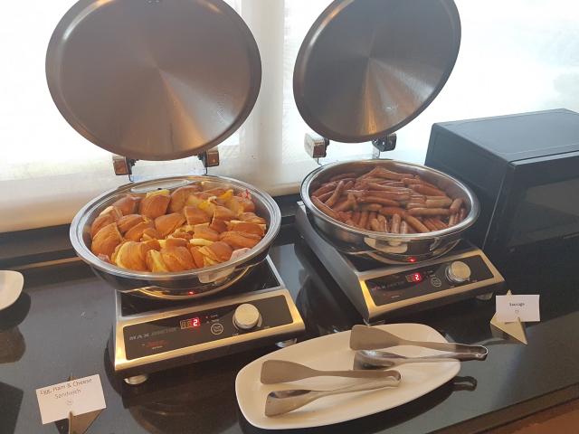 Hotel Sheraton Miami Airport Breakfast Elite Floor - Hotel em Miami: Sheraton Miami Airport Hotel
