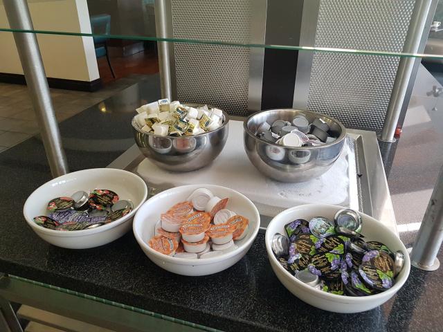 Hotel Sheraton Miami Airport Café 2 - Hotel em Miami: Sheraton Miami Airport Hotel