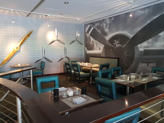 Hotel Sheraton Miami Airport Café Restaurante - Hotel em Miami: Sheraton Miami Airport Hotel