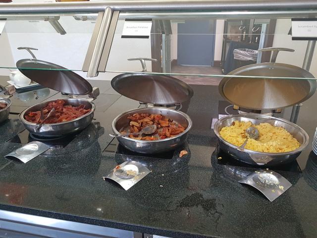 Hotel Sheraton Miami Airport Pratos Quentes - Hotel em Miami: Sheraton Miami Airport Hotel
