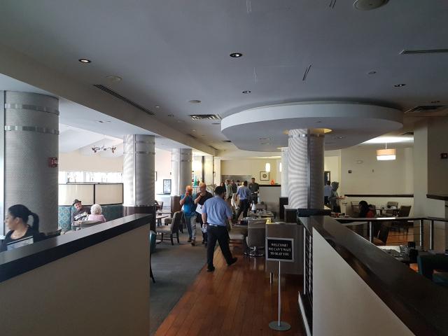Hotel Sheraton Miami Airport Restaurante - Hotel em Miami: Sheraton Miami Airport Hotel