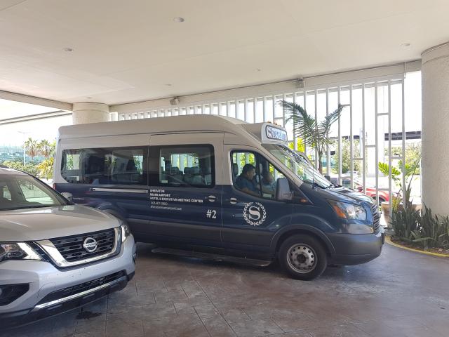 Hotel Sheraton Miami Airport Transfer Shuttle Aeroporto - Hotel em Miami: Sheraton Miami Airport Hotel