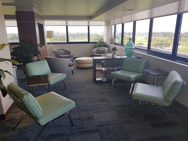 Hotel Sheraton Miami Airport Vip lounge - Hotel em Miami: Sheraton Miami Airport Hotel